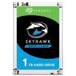 "Seagate SkyHawk 1TB Surveillance Hard Drive 3.5"" SATA III 6GB's 5900RPM 64MB Cache"