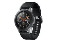 "Samsung Galaxy Smart Watch - 46mm - 1.3"" Screen - 4 GB - Wi-Fi, NFC, Bluetooth - Silver"