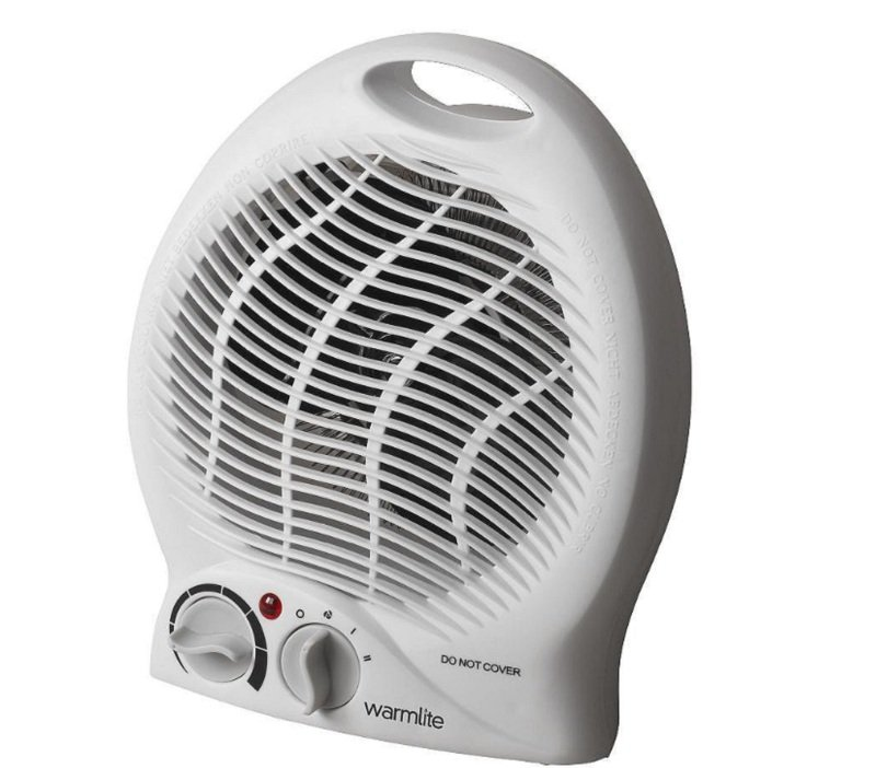 Warmlite WL44002 2000W Upright Fan Heater