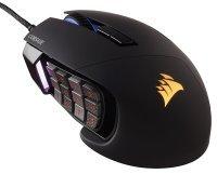 EXDISPLAY Corsair Scimitar Pro Rgb Gaming Mouse - Black