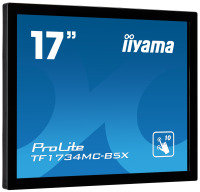 "Iiyama ProLite TF1734MC-B5X - 17"" Touchscreen LED Monitor"