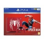 Sony PS4 1TB Limited Edition Console with Marvel Spiderman