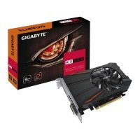EXDISPLAY Gigabyte AMD Radeon RX 550 2GB D5 Graphics Card