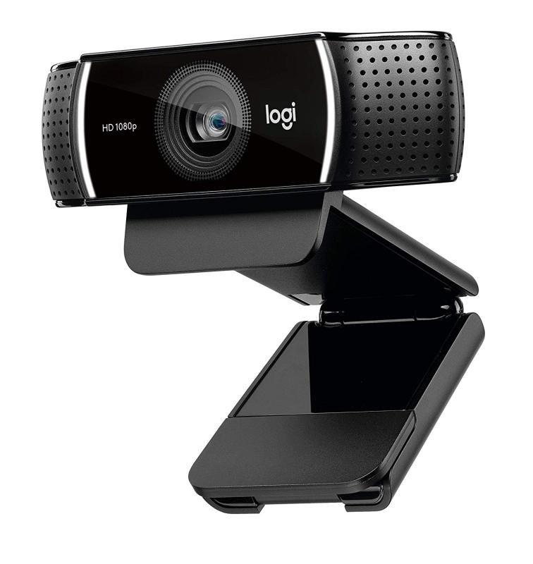 Logitech C922 Full HD Pro Stream Webcam