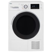 Amica ACD8WH 8kg Freestanding Condensor Tumble Dryer