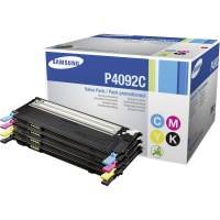 Samsung CLT-P4092C Toner Cartridge Rainbow Multi-Pack - CMYK