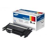 SamsungCLT-P4072B Multi-pack Black OriginalToner Cartridge - Standard Yield 2x 1500 Pages - SU381A