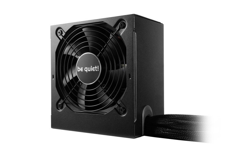 Image of Be Quiet! 600W System Power 9 PSU