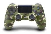 Sony PS4 Green Camo Dualshock Controller