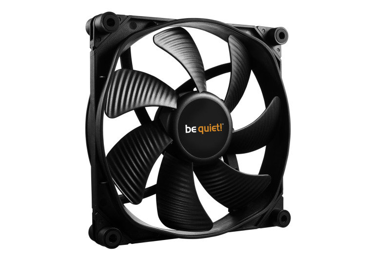 Be quiet! Silent Wings 3 (140mm) PWM Case Fan