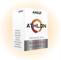 AMD Athlon 200GE 3.2GHz Processor