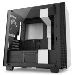NZXT H400i White - Mid Tower Gaming PC Case