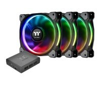 EXDISPLAY Thermaltake Riing Plus 12 RGB 3 Pack