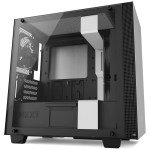 NZXT H400 White Mid Tower Gaming PC Case
