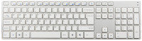 Xenta BT100 Aluminium Slim Wireless Keyboard - Silver