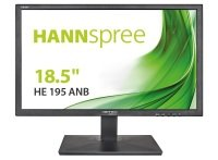 "HannsG HE195ANB 19"" Wide VGA LED Monitor"