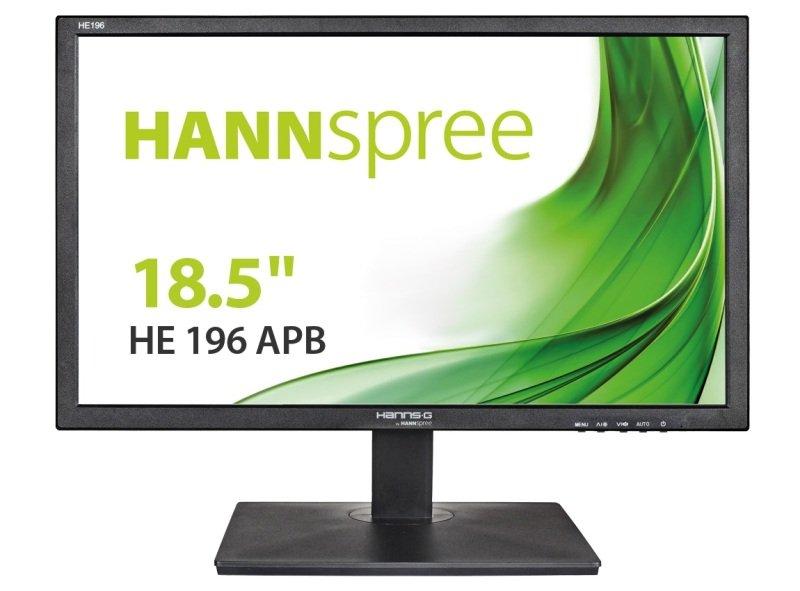 "HannsG HE196APB 18.5"" LED Monitor"