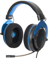 SADES Spirit Multi-Platform Gaming Headset Blue