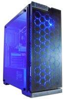 EXDISPLAY Punch Technology i5 1060  Gaming PC Intel Core i5-8400 2.8Ghz Six Core 8GB DDR4 1TB HDD 240GB SSD No-DVD NVIDIA GTX 1060 6GB WIFI Ubuntu 18.04 LTS