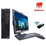 REFURBISHED Lenovo M92p Desktop and Monitor Bundle