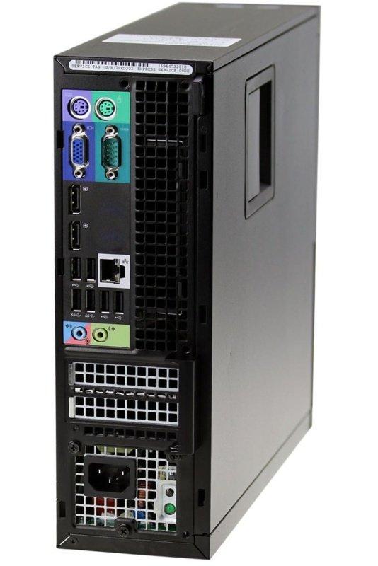 REFURBISHED Dell Optiplex 7010 Intel Core i5 8GB 256GB SSD Desktop PC