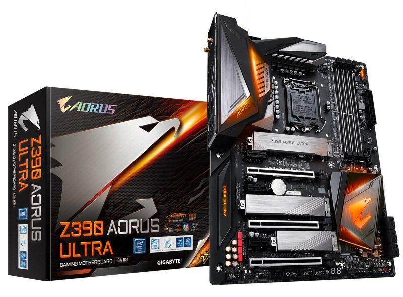 Gigabyte Z390 AORUS ULTRA LGA 1151 ATX Motherboard