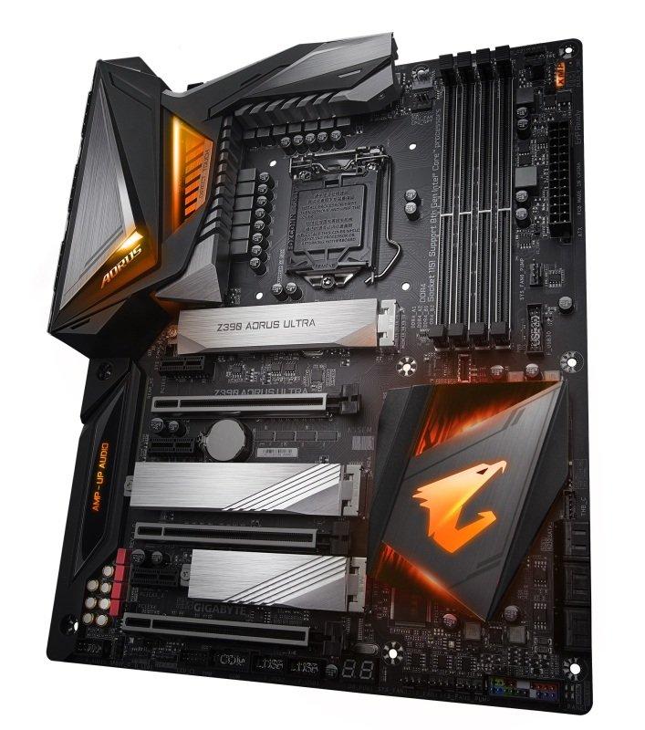 Gigabyte Z390 Aorus Ultra LGA 1151 DDR4 ATX Motherboard