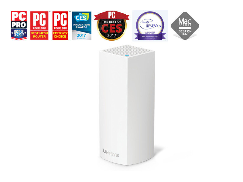LINKSYS VELOP TRI-BAND WHW0301 AC2200 1PK