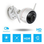 Ezviz Ezguard Plus 1080p Wifi Outdoor Camera (2.8mm)