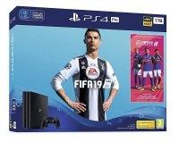 Sony 1TB Black PS4 Pro with Fifa 19
