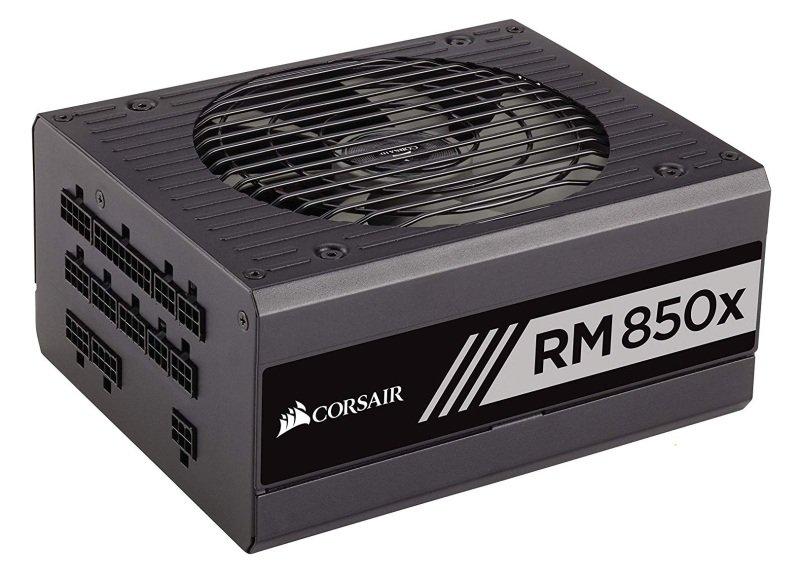 Corsair 850 Watt RM850x Fully Modular ATX Power Supply