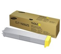 Samsung CLT-Y6062S Original High Yield Yellow Toner Cartridge