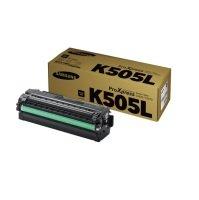Samsung CLT-K505L High Yield Black Toner Cartridge