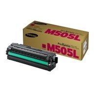 Samsung CLT-M505L High Yield Magenta Toner Cartridge