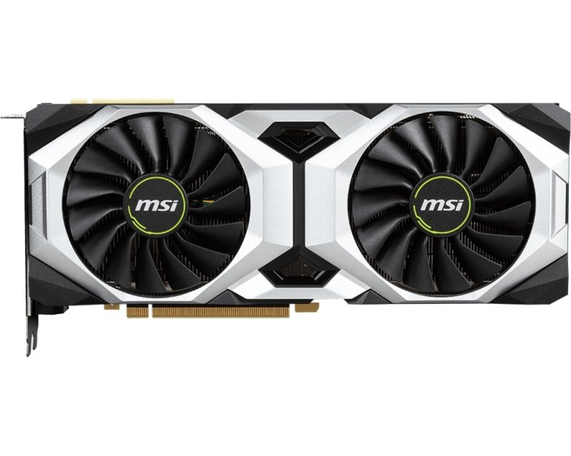 MSI GeForce RTX 2080 Ti VENTUS 11GB OC Graphics Card
