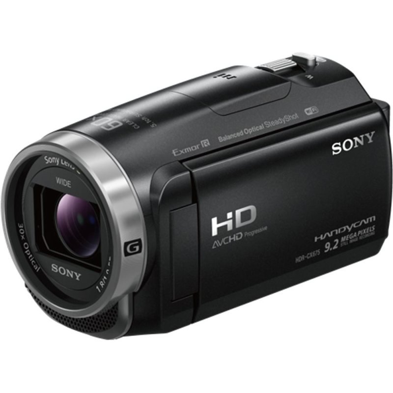 Sony HDR CX625 Handycam Camcorder