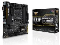 EXDISPLAY Asus TUF B450M-PLUS GAMING AM4 DDR4 mATX Motherboard