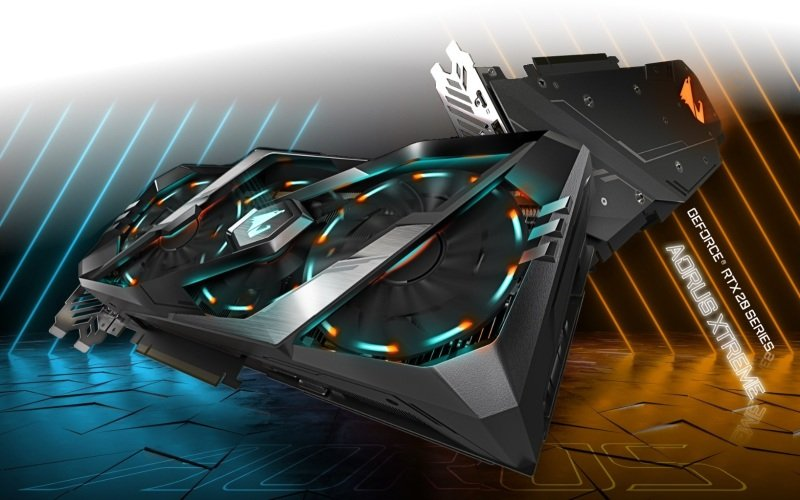 Gigabyte AORUS GeForce RTX 2080 XTREME 8GB Graphics Card