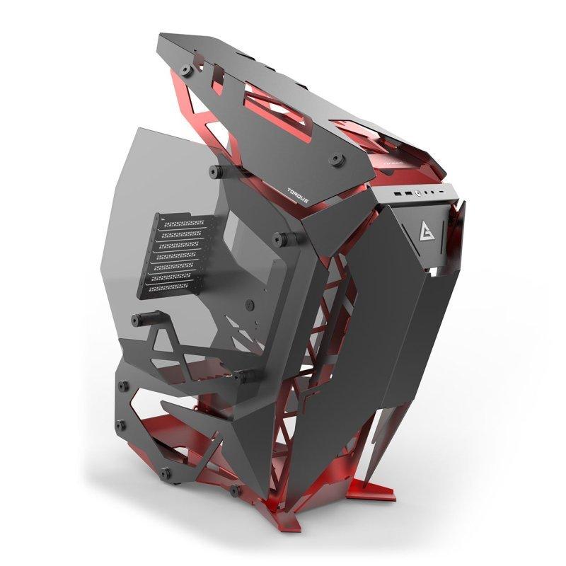 Image of Antec Aluminium/Glass Torque Open Frame PC Gaming Case