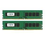 Crucial 16GB Kit (2 x 8GB) DDR4-2400 UDIMM