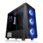Thermaltake Versa J23 Tempered Glass RGB Edition Case