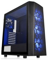 Thermaltake Versa J24 Tempered Glass RGB Edition Case