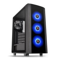 Thermaltake Versa J25 Tempered Glass RGB Edition Case