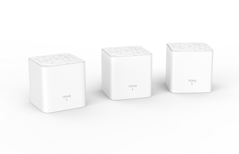EXDISPLAY Tenda MW3 Nova Whole Home Wi-Fi Mesh Router System - 3 Pack
