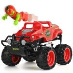 Toyrific Monster Smash Ups Remote Control Race RC Truck - Viper