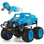 Toyrific Monster Smash Ups Remote Control Race RC Truck - Rhino