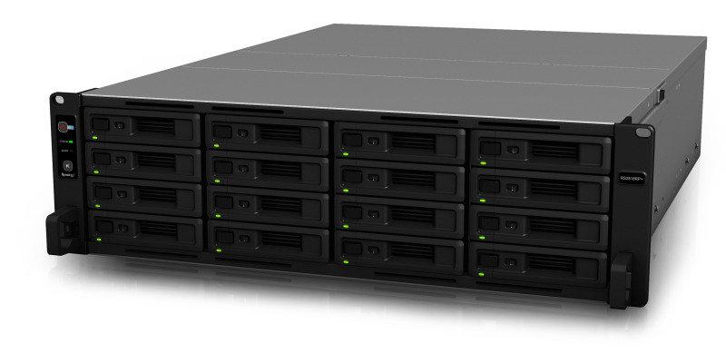 Synology 96TB (16 x 6TB SGT-IW PRO) 16 Bay NAS Rack Unit