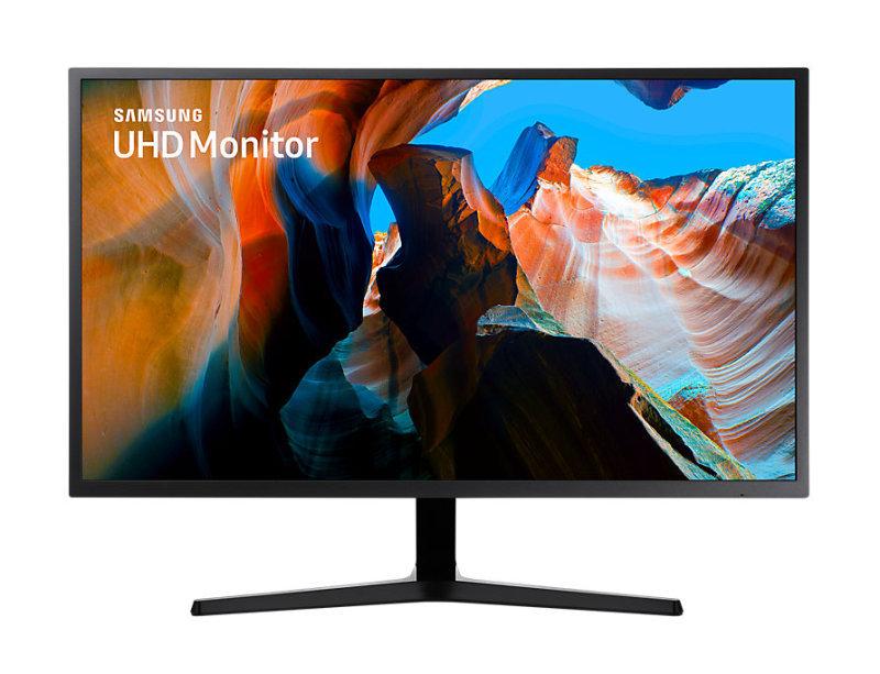 """Samsung 32"""" UJ590 UHD 4k VA Monitor"""