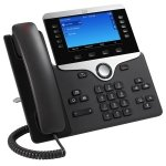 EXDISPLAY Cisco IP Phone 8851 VoIP phone