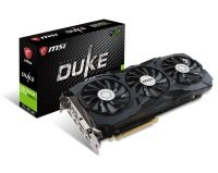 MSI GeForce GTX 1080 Ti DUKE 11GB GDDR5X Graphics Card